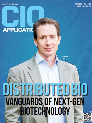 Distributed Bio: Vanguards Of Next-Gen Biotechnology